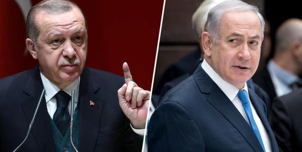 اردوغان و نتانیاهو,اخبار سیاسی,خبرهای سیاسی,خاورمیانه