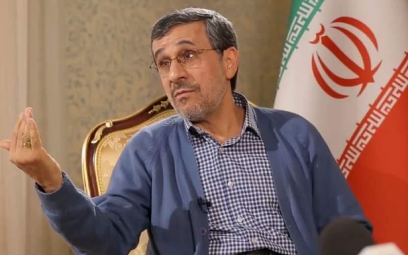 احمدی نژاد: از سال ۸۴ تا حالا ما را مسخره میکنند/ مردم هر سیستم حکومتی خواستند، حقشان است