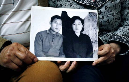 97 12 c32 1097 - زوجی که به علت مشکلات سیاسی سه دهه از ازدواج منع شده بودند