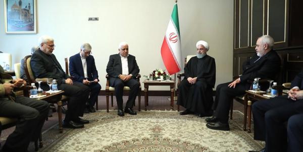 دیدار فالح الفیاض با روحانی,اخبار سیاسی,خبرهای سیاسی,سیاست خارجی
