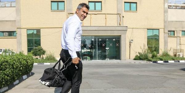شغل جدید احمدرضا عابدزاده,اخبار ورزشی,خبرهای ورزشی,اخبار ورزشکاران