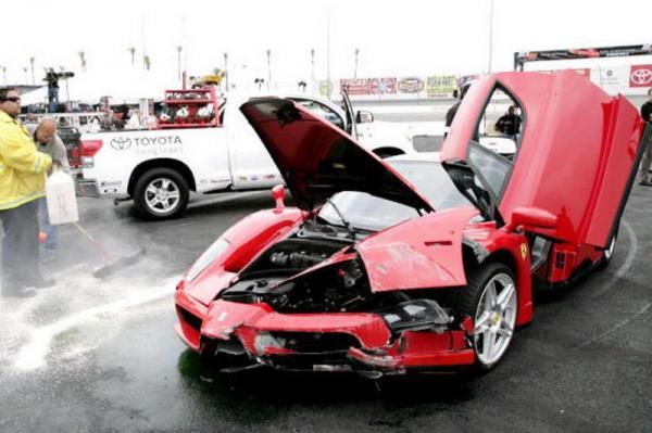 پرهزینه ترین تصادف های تاریخ,اخبار خودرو,خبرهای خودرو,مقایسه خودرو