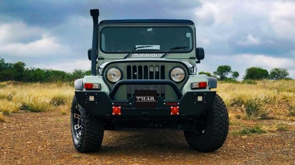 ماهیندرا Thar Adventure Series,اخبار خودرو,خبرهای خودرو,مقایسه خودرو