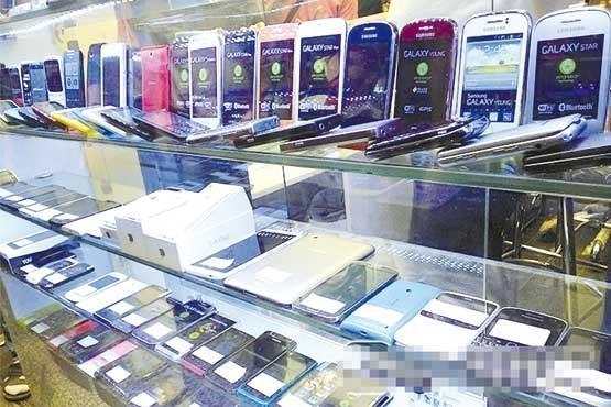 گوشیهای توقیفی,اخبار دیجیتال,خبرهای دیجیتال,موبایل و تبلت