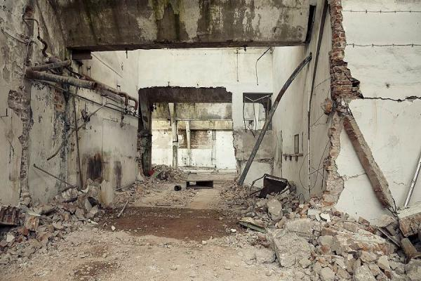 ریزش ساختمان در چین,اخبار حوادث,خبرهای حوادث,حوادث امروز
