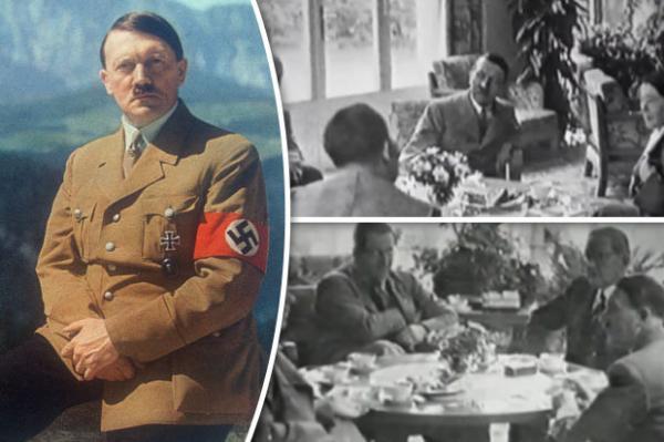 خودکشی آدولف هیتلر,اخبار جالب,خبرهای جالب,خواندنی ها و دیدنی ها