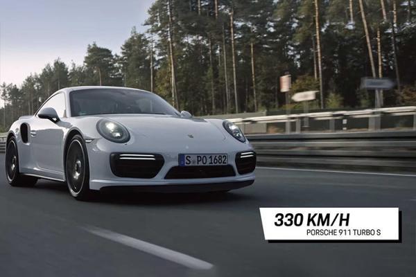 سریع ترین خودرو پورشه,اخبار خودرو,خبرهای خودرو,مقایسه خودرو