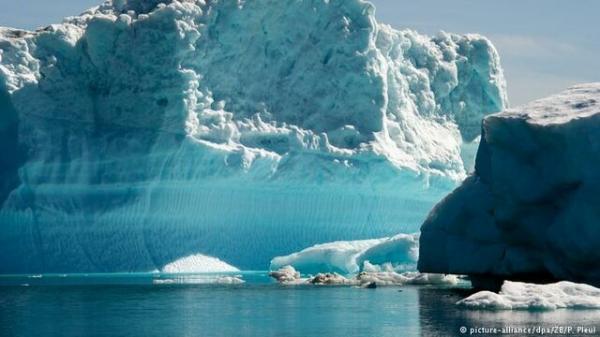 افزایش دمای قطب شمال,اخبار علمی,خبرهای علمی,طبیعت و محیط زیست