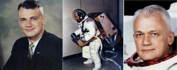 بروس مک کندلس,اخبار علمی,خبرهای علمی,نجوم و فضا