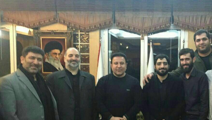 مداحان و حسین هدایتی,اخبار سیاسی,خبرهای سیاسی,اخبار سیاسی ایران