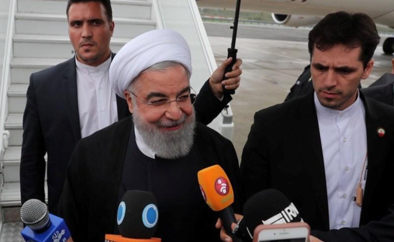 رئیس جمهوری: افتتاح راه آهن قزوین - رشت، مهمترین پروژه سفر به گیلان است