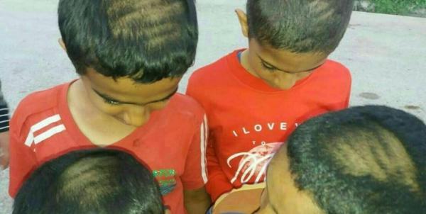 تراشیدن موی سر دانش آموزان,نهاد های آموزشی,اخبار آموزش و پرورش,خبرهای آموزش و پرورش