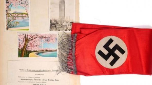 حراج رومیزی هیتلر,اخبار جالب,خبرهای جالب,خواندنی ها و دیدنی ها