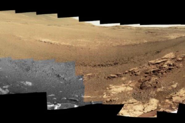 مریخ,اخبار علمی,خبرهای علمی,نجوم و فضا