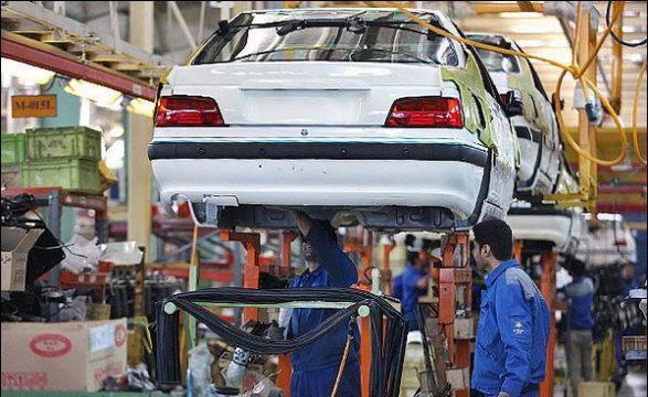 دعوت از نهادهای نظامی برای حضور در صنعت خودروسازی و قطعه سازی