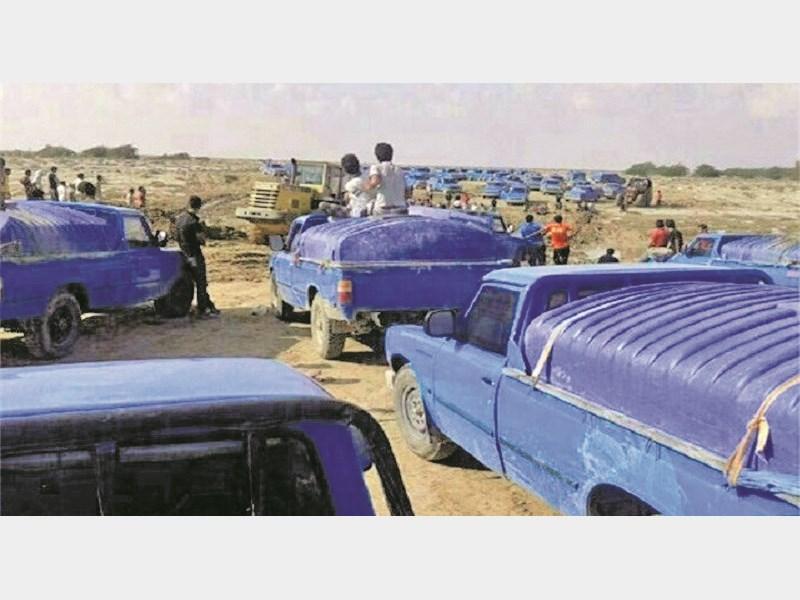 ۷۰ درصد قاچاق سوخت از یک استان