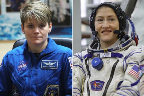 زنان فضانورد,اخبار علمی,خبرهای علمی,نجوم و فضا