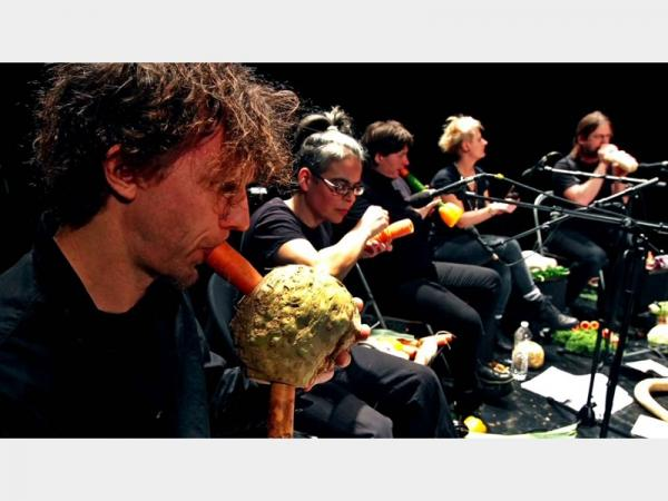 ارکستر سبزیجات جهان,اخبار جالب,خبرهای جالب,خواندنی ها و دیدنی ها