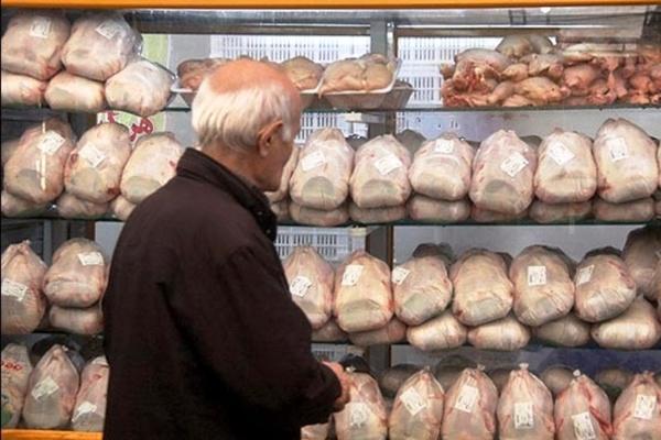 بازار گوشت مرغ,اخبار اقتصادی,خبرهای اقتصادی,کشت و دام و صنعت