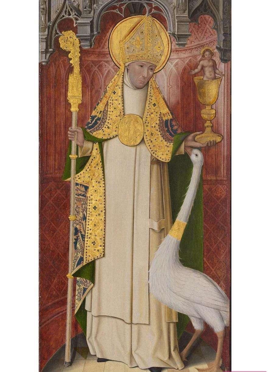 97 12 c35 858 - حیوانات در تابلوهای نقاشی قرون وسطا چه مفهومی داشتند؟
