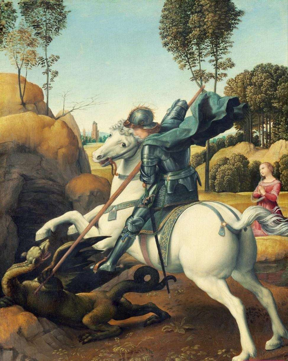 97 12 c35 860 - حیوانات در تابلوهای نقاشی قرون وسطا چه مفهومی داشتند؟