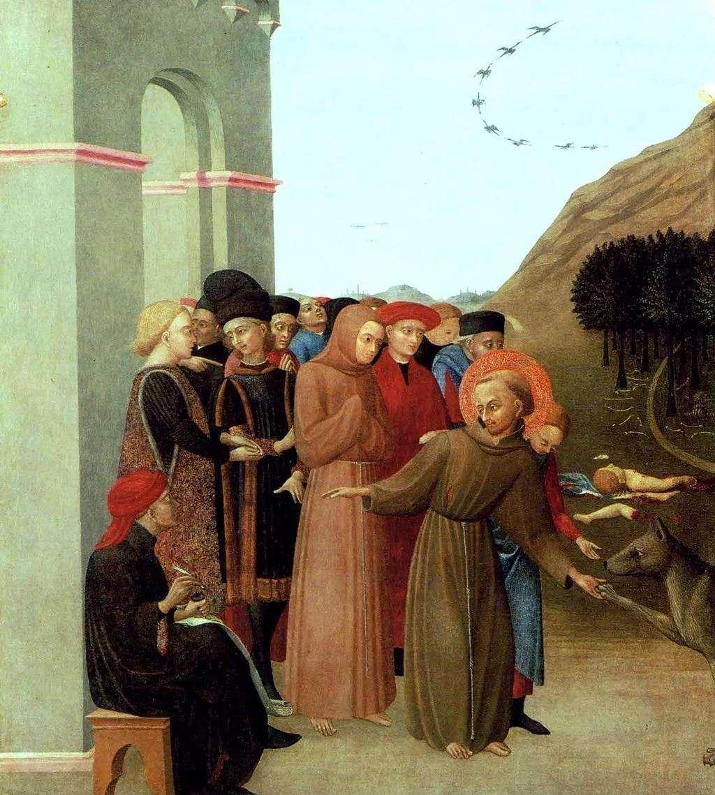 97 12 c35 861 - حیوانات در تابلوهای نقاشی قرون وسطا چه مفهومی داشتند؟