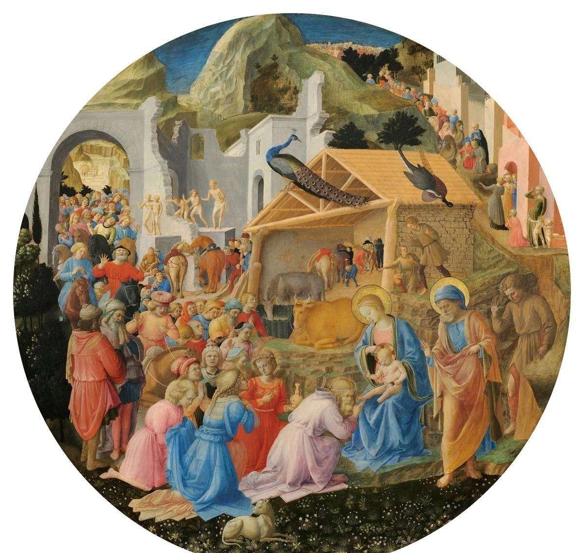 97 12 c35 862 - حیوانات در تابلوهای نقاشی قرون وسطا چه مفهومی داشتند؟