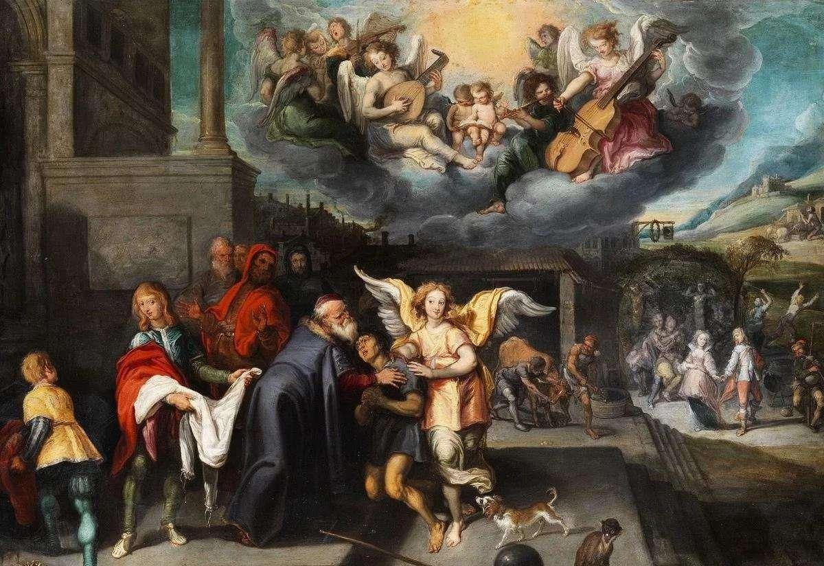 97 12 c35 864 - حیوانات در تابلوهای نقاشی قرون وسطا چه مفهومی داشتند؟