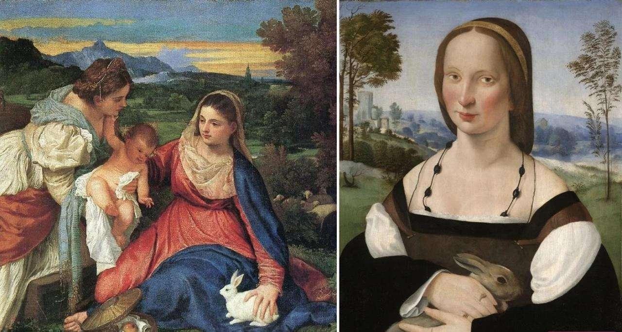 97 12 c35 866 - حیوانات در تابلوهای نقاشی قرون وسطا چه مفهومی داشتند؟