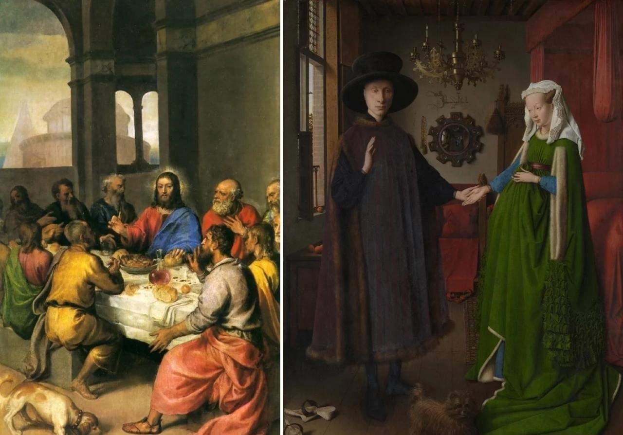 97 12 c35 867 - حیوانات در تابلوهای نقاشی قرون وسطا چه مفهومی داشتند؟
