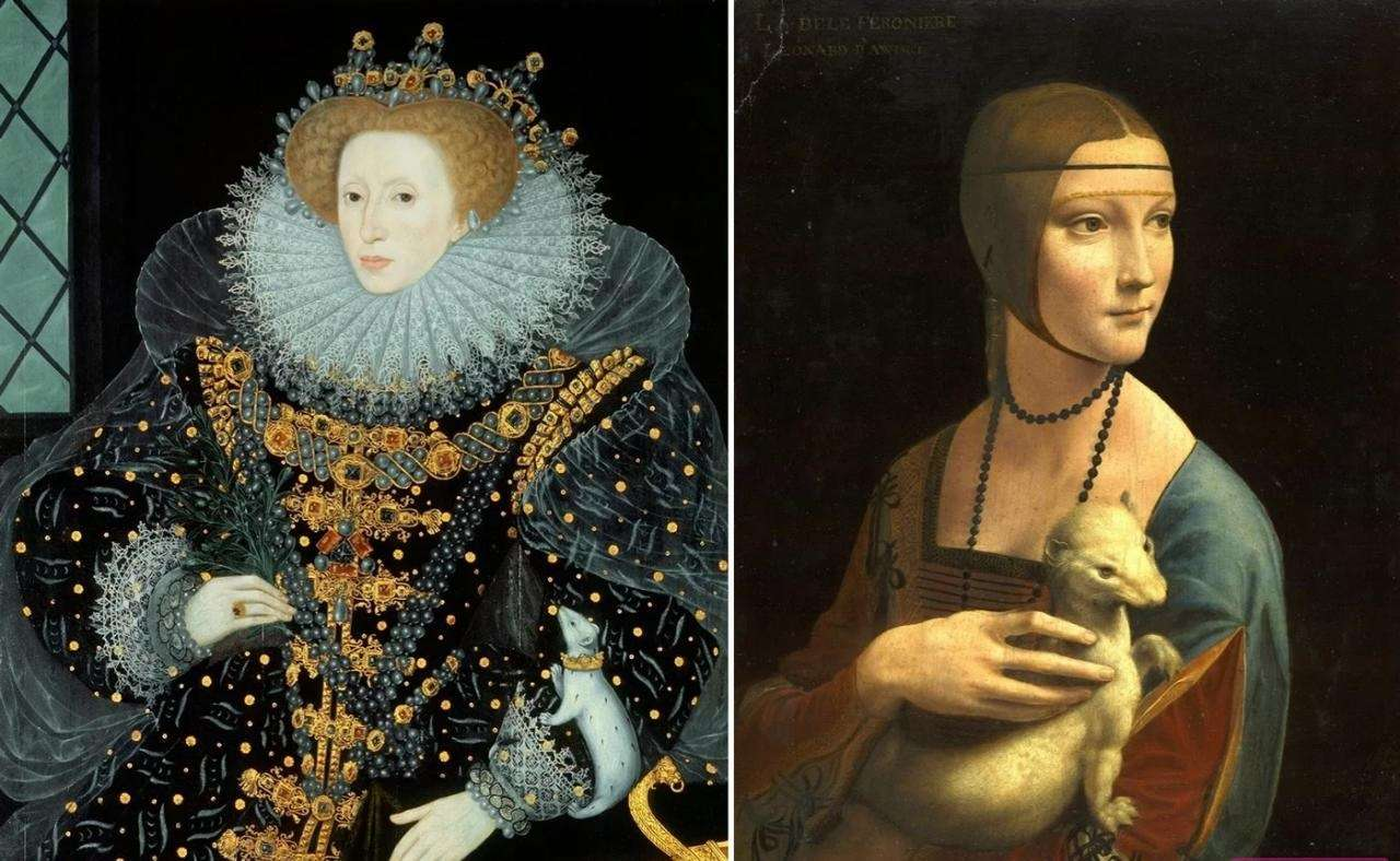 97 12 c35 868 - حیوانات در تابلوهای نقاشی قرون وسطا چه مفهومی داشتند؟