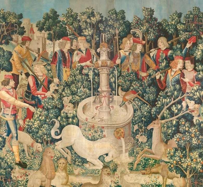 97 12 c35 869 - حیوانات در تابلوهای نقاشی قرون وسطا چه مفهومی داشتند؟