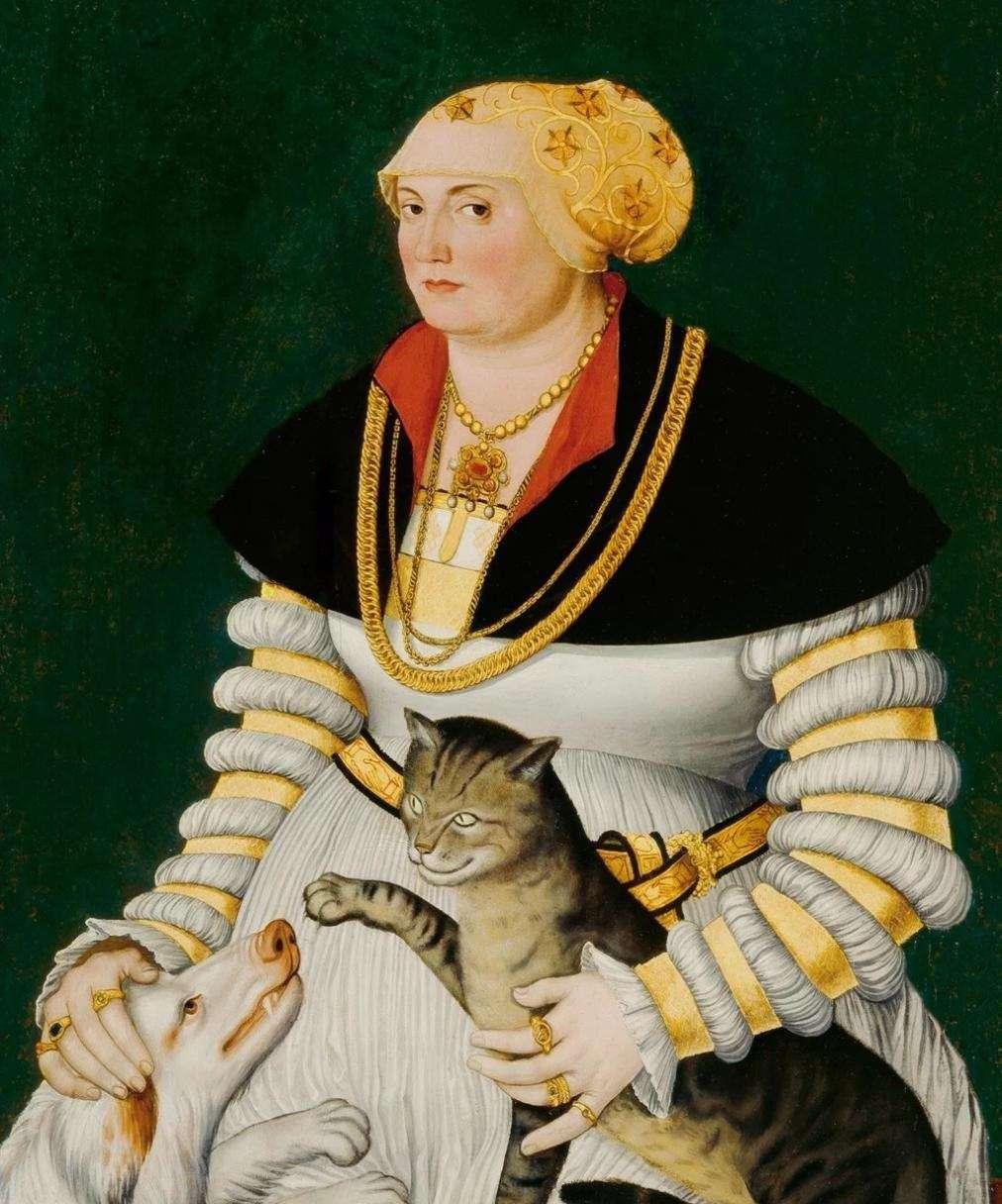97 12 c35 921 - حیوانات در تابلوهای نقاشی قرون وسطا چه مفهومی داشتند؟