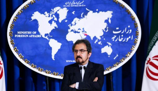 واکنش قاسمی به اظهارات برایان هوک: برای حفظ روابطمان با عراق از کسی اجازه نمیگیریم