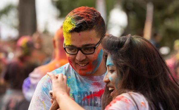 97 12 c36 1268 - جشن رنگ ها در لس آنجلس/ تصاویر