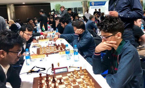 دور هشتم مسابقات شطرنج تیمی قهرمانی جهان,اخبار ورزشی,خبرهای ورزشی,ورزش
