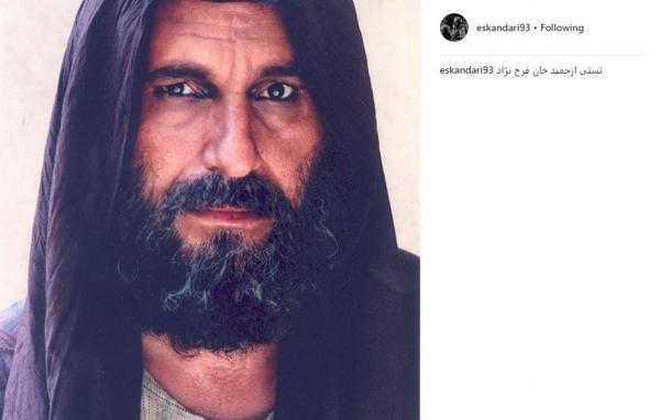 حمید فرخنژاد,اخبار هنرمندان,خبرهای هنرمندان,بازیگران سینما و تلویزیون