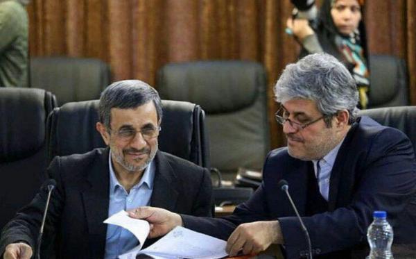 تاجگردون: احمدی نژاد در جواب من به شوخی گفت،