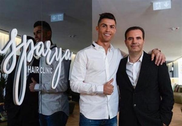 کلینیک مو رونالدو در مادرید,اخبار ورزشی,خبرهای ورزشی,اخبار ورزشکاران