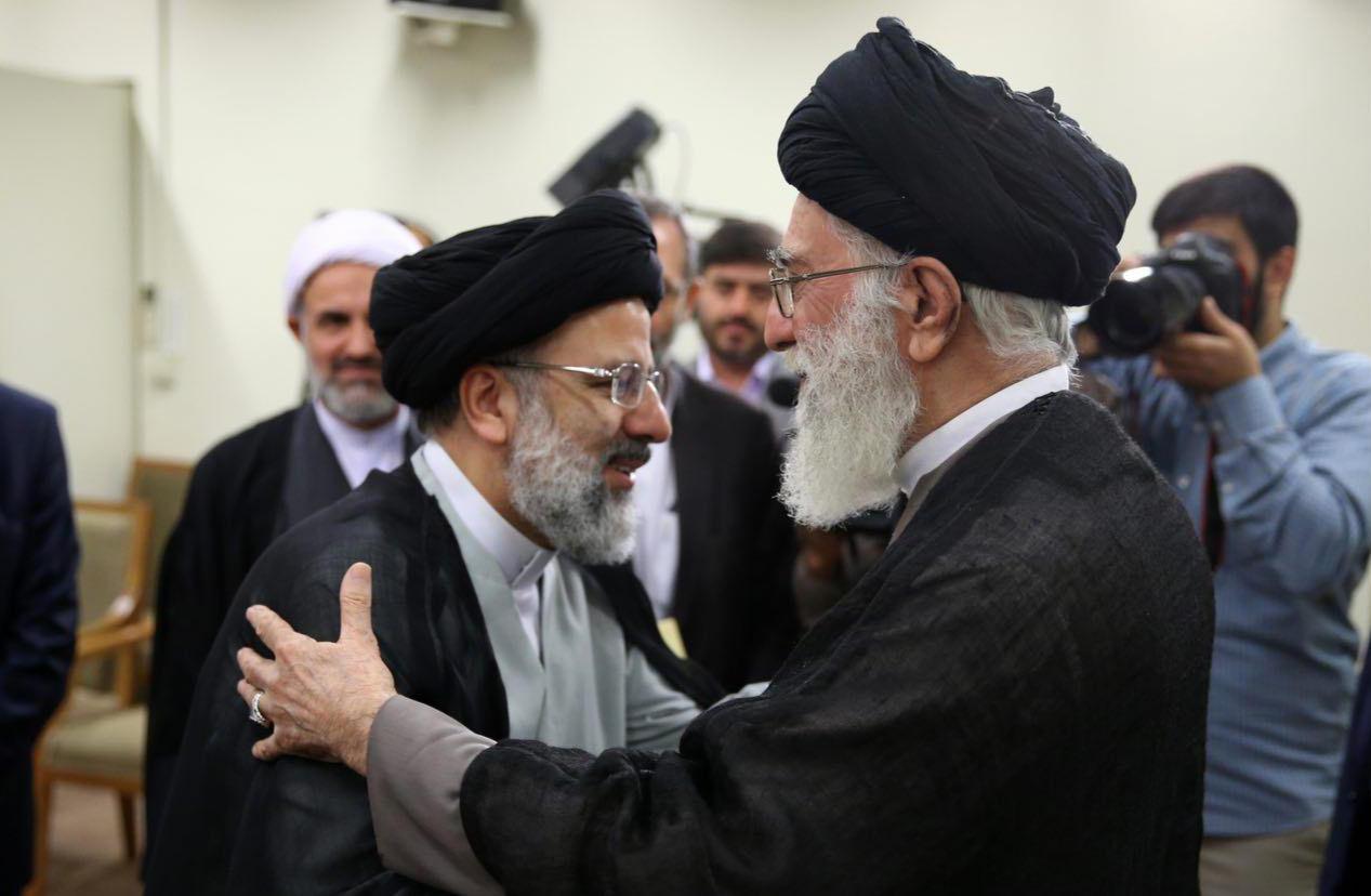 رهبر انقلاب و سیدابراهیم رئیسی,اخبار سیاسی,خبرهای سیاسی,اخبار سیاسی ایران