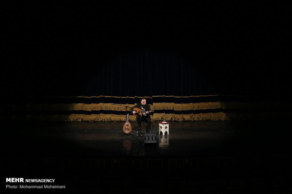 تصاویر کنسرت عود زریاب,تصاویرکنسرت گروه زریاب,عکس های کنسرت زریاب