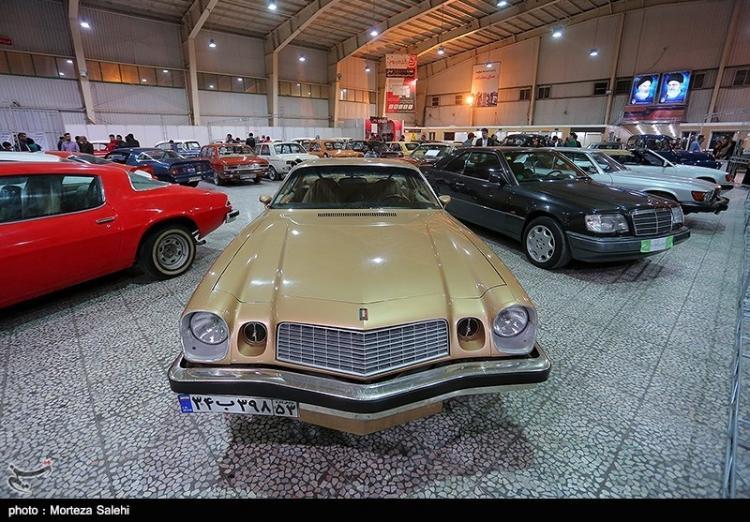 تصاویر نمایشگاه خودروهای کلاسیک در اصفهان,عکس های نمایشگاه خودروهای مدرن در اصفهان,تصاویر نمایشگاه ماشین در اصفهان