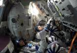 تمرینات فضانوردان,اخبار علمی,خبرهای علمی,نجوم و فضا