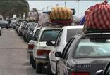 مسافران نوروزی,اخبار اجتماعی,خبرهای اجتماعی,محیط زیست