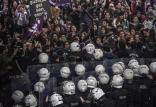 تجمع روز زن در استانبول,اخبار اجتماعی,خبرهای اجتماعی,خانواده و جوانان