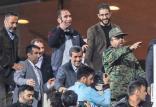 محمود احمدینژاد,اخبار ورزشی,خبرهای ورزشی,اخبار ورزشکاران
