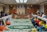 مراسم تجلیل از شهردار برازجان,اخبار اجتماعی,خبرهای اجتماعی,شهر و روستا