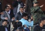محمود احمدی نژاد,اخبار ورزشی,خبرهای ورزشی,اخبار ورزشکاران