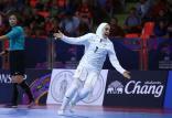 تیم ملی فوتسال ایران,اخبار ورزشی,خبرهای ورزشی,ورزش بانوان