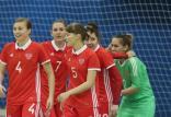 دیدار تیم ملی فوتسال بانوان ایران مقابل روسیه,اخبار ورزشی,خبرهای ورزشی,ورزش بانوان